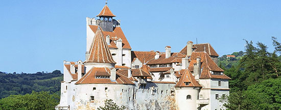 castelul-bran Private full-day trip from Bucharest to Transylvania's Castles