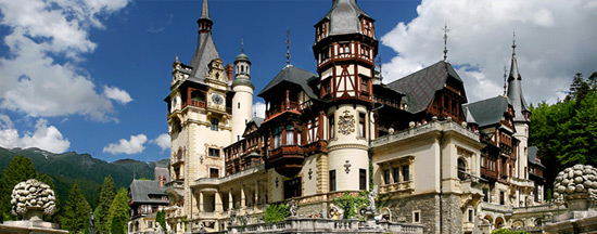 castelul-peles1 Private full-day trip from Bucharest to Transylvania's Castles