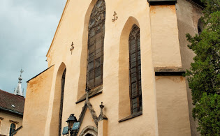 Monastery-Church Transfers from Bucharest Airport (OTP) to Sighisoara