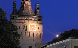 The-Clock-Tower Transfers from Bucharest Airport (OTP) to Sighisoara